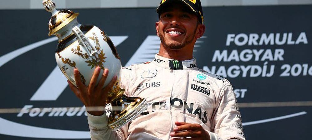 Hamilton a castigat Marele Premiu al Ungariei! Cum arata clasamentul pilotilor dupa 11 etape