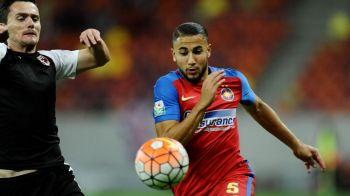 Steaua a plecat in Cehia fara Hamroun!Ce transfer forteaza Becali de urgenta dupa disparitia algerianului
