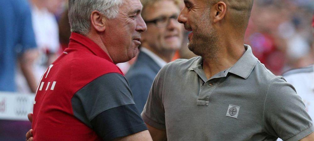 """Jucatorul lui Bayern care-l ataca pe Guardiola: """"Nu mi-a dat sanse! Ancelotti e o binecuvantare pentru club"""""""