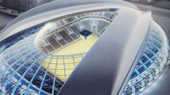 Muica, suntem neam de...fier-beton! Oltenii amana inaugurarea noului stadion din Craiova pentru februarie 2017. Primul meci ar putea fi impotriva Stelei