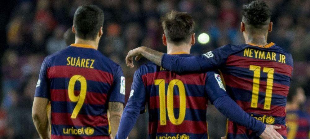 Anunt istoric facut de Barcelona, in anul rusinos in care Messi si Neymar au fost implicati intr-un scandal urias de evaziune