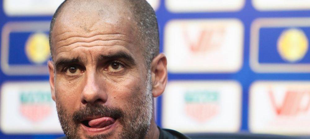 Primul jucator DAT AFARA de Guardiola de la antrenament pentru ca e prea GRAS! Masurile luate de Pep la Manchester City
