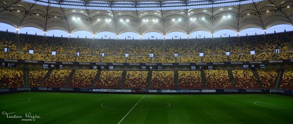 4 SUPER STADIOANE noi in Bucuresti! Anunt OFICIAL al Guvernului: cate locuri vor avea stadioanele de la Steaua, Dinamo si Rapid