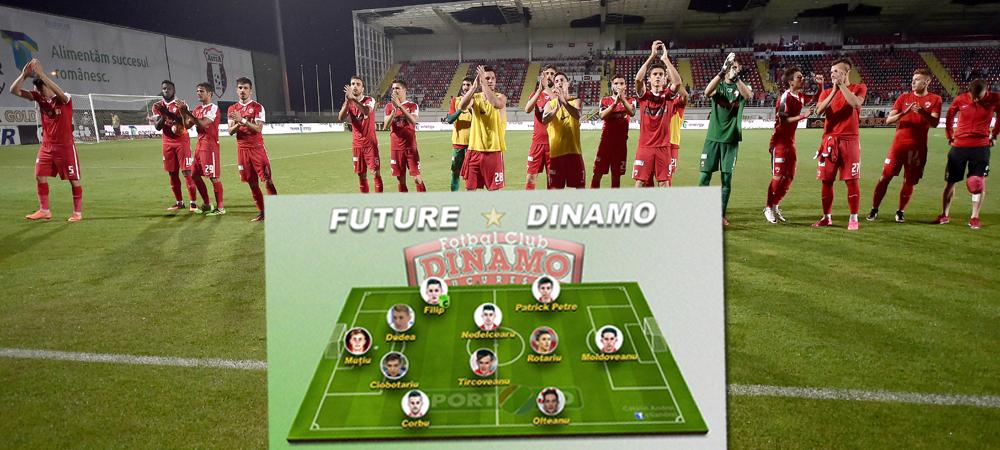 Cum s-a EXCLUS Steaua din lupta istorica cu Dinamo! Au batut campioana Romaniei cu 8 juniori in lot, acum aduc un 11 spectaculos de viitor! Echipa celor mai tari pusti ai lui Dinamo