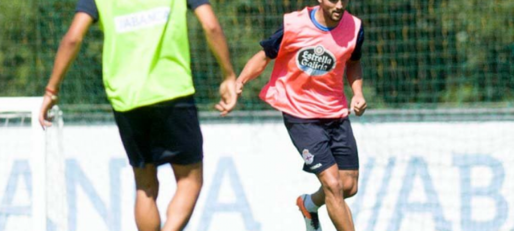 """Florin Andone trage tare pentru a incepe ca titular in La Liga, spaniolii sunt siguri: """"Deportivo si-a facut atac LETAL"""""""