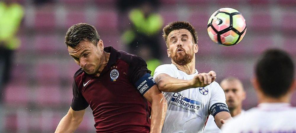 Cum a ratat Pintilii ultimul mare transfer din cariera, in meciul cu Sparta! Ce club din Franta venise dupa el