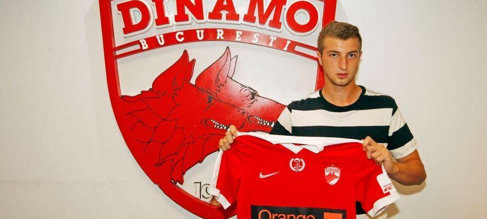 Transfer de ULTIMA ORA anuntat oficial de Dinamo. Ce golgheter din Romania au adus