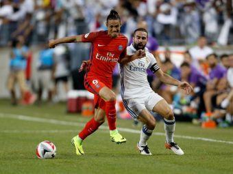Fara Ronaldo si Bale, Real a fost demolata de PSG in primul amical al verii: in minutul 40 era 3-0! Fazele partidei si echipele de start