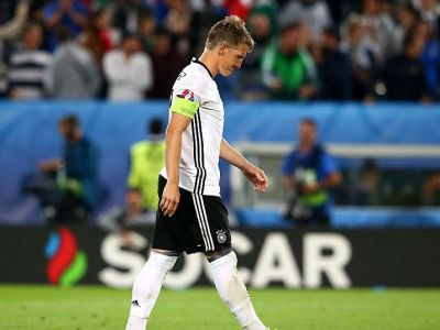 ULTIMA ORA: Bastian Schweinsteiger si-a anuntat retragerea din nationala Germaniei