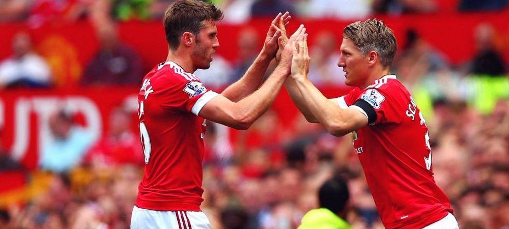 Schweinsteiger, out de la United. Ce mesaj i-a transmis Mourinho dupa transferurile GALACTICE facute la Manchester