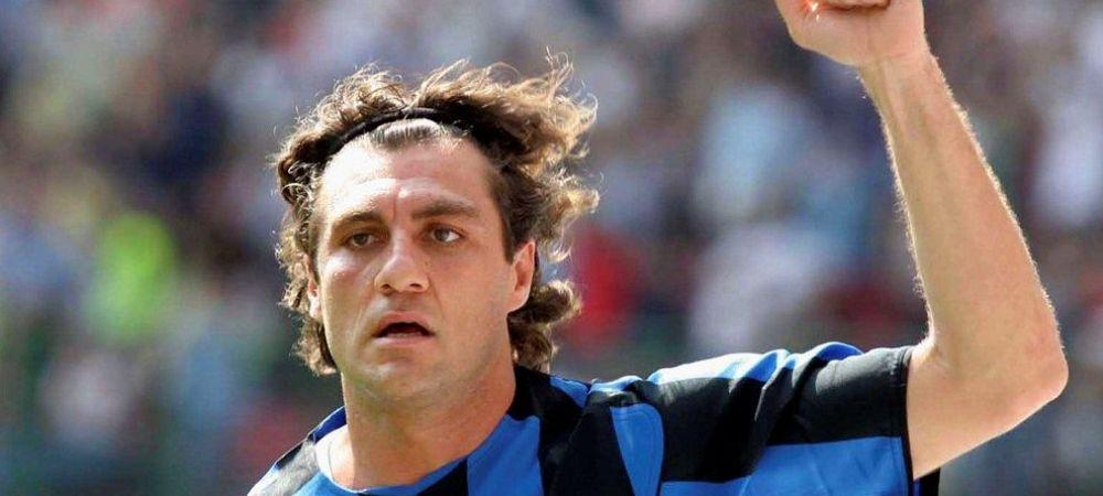 """Bobo is back!"" La 43 de ani, Vieri se reapuca de fotbal! Unde va juca"