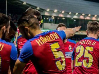 Hamroun s-a antrenat cu Steaua si joaca impotriva Spartei Praga! Reghecampf despre transferul lui Keseru, scandalul cu Armata si reactia lui Tamas