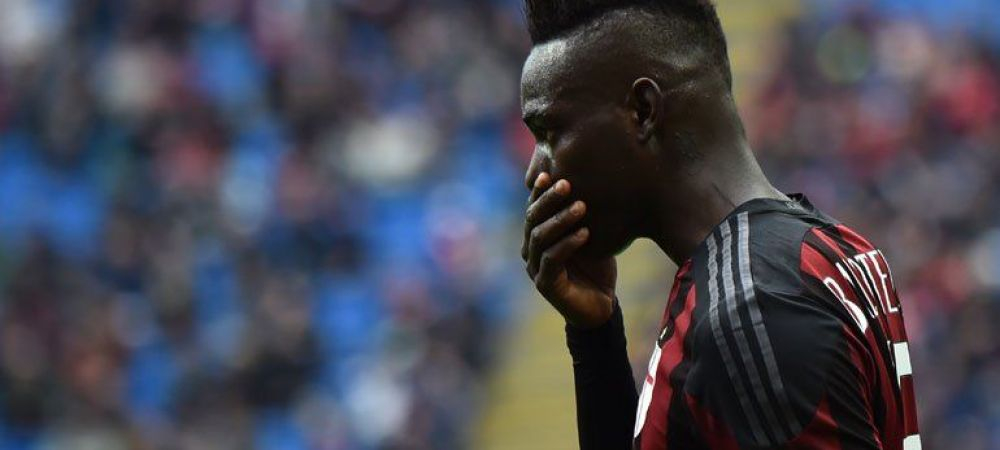 Balotelli alege intre Napoli si Ajax! Ce oferte are dupa ce a fost anuntat ca trebuie sa plece de la Liverpool