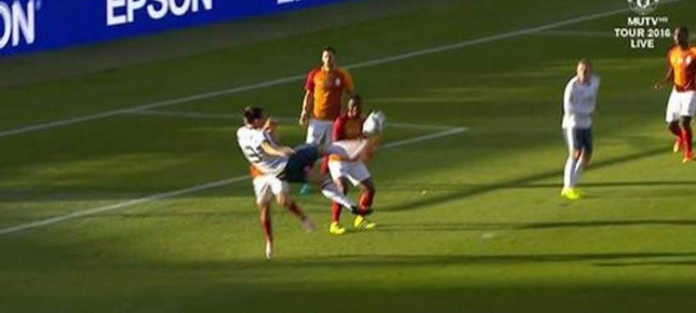 GOOOOOL Ibrahimovic! Suedezul a inscris din FOARFECA la 4 minute de la debutul la United! VIDEO