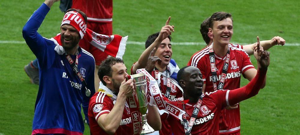 """""""Cosmarul"""" Stelei din urma cu un deceniu se pregateste din nou de Premier League: Middlesbrough a facut deja achizitii tari si pregateste o surpriza: Zidane Jr."""
