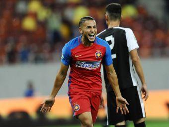 Viitorul 1-3 Steaua.Viitorul loveste bara de doua ori in doua minute, Steaua inscrie de doua ori din doua ocazii si rezolva meciul. Toate fazele