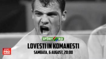 """Iftimoaie se inspira din bataliile lui Stefan cel Mare pentru meciul de retragere de sambata seara. Superkombat """"Lovesti in KOmanesti"""" e sambata, la Sport.ro"""