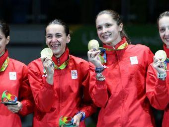 """Fetele de aur ale Romaniei. Care este secretul """"Happy Power"""" si tributul emotionant pentru echipa din spatele aurului la Rio"""