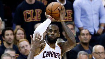 COLOSAL! LeBron James devine cel mai bine platit jucator din NBA, dupa ce a semnat un contract de 100 de milioane de dolari