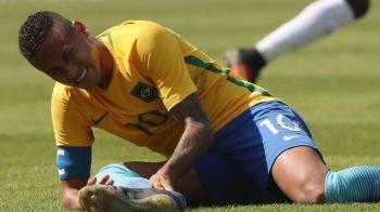 Sansa unei razbunari istorice pentru Neymar! De la 7-1 la Mondial, Brazilia - Germania se rejoaca pe Maracana, in finala de la Rio