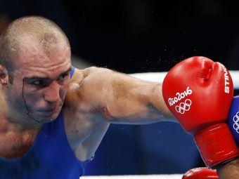 Ce poveste: El este STANCA din box a Romaniei! A lasat sportul ca sa munceasca in Italia, apoi a revenit in ring, a devenit campion mondial si a ajuns la Rio
