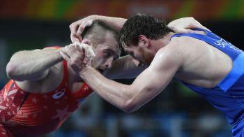 BRONZ LA RIO! Saritov ii aduce Romaniei a 5-a medalie la Jocurile Olimpice, la lupte libere! Simona Pop, portdrapelul Romaniei la festivitatea de inchidere