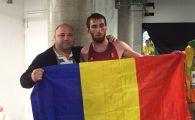 Povestea incredibila a lui Saritov, noul BRONZ al Romaniei la Rio. A stat doar 2 saptamani in Romania, stie 4 EXPRESII in limba romana si s-a pregatit exclusiv in Rusia