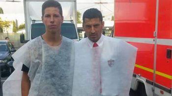 """Danciulescu, dezamagit de atitudinea Stelei: """"A trecut la zona penibilului"""" Dinamovistul a apucat sa intre cu vesta pe stadion"""
