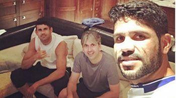 FOTO & VIDEO: Fratele lui Diego Costa a pacalit pe toata lumea! Care este jucatorul lui Chelsea in aceasta poza