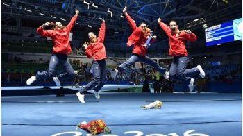 COSR a dublat primele pentru medaliatii de la Rio! Dragulescu danseaza de fericire: se dau bani si pentru locul 4! Cat primesc sportivii romani
