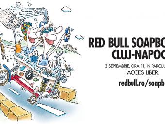 Red Bull Soapbox, sambata, la Sport.ro: Am gasit proiectanti dusi cu pluta! 50 de echipe vor lua startul la Cluj