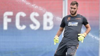 """Cojocaru pleaca in Serie A. Becali confirma, dar il ataca pe acesta: """"Bine ca am scapat de el, ca ma saturasem"""""""
