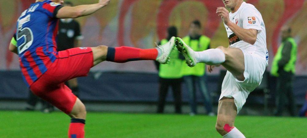 """Are 1 victorie in 12 meciuri contra Stelei dar se tine de ironii. Steliano Filip e atacat de Reghe: """"Nu stiu daca a castigat ceva la viata lui"""""""