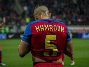 OFICIAL: Hamroun, cedat de Steaua la echipa lui Xavi! Cifrele pe care le-a avut la Steaua