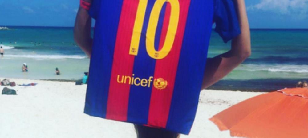Cum arata femeia de care Leo Messi nu poate scapa: a blocat-o pe internet! FOTO 18+ :)