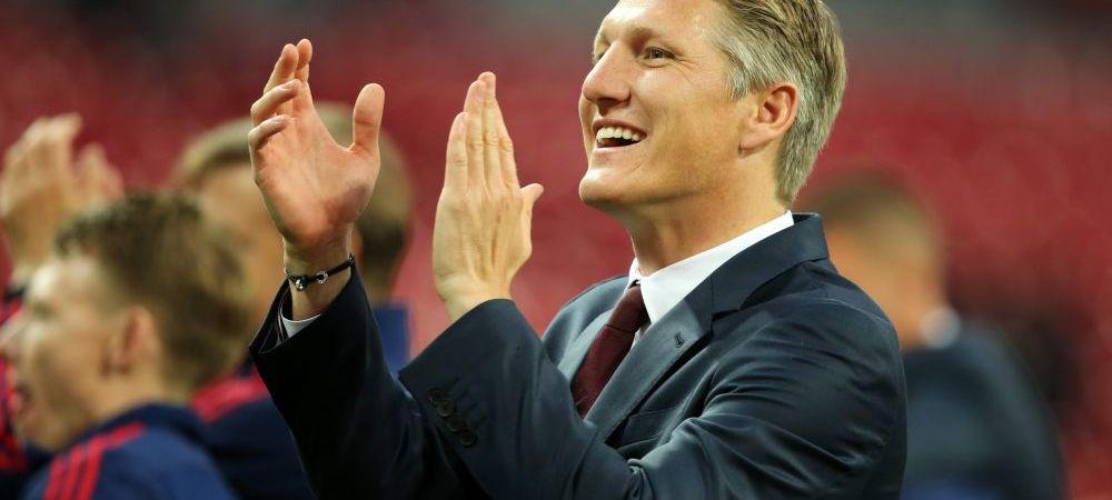 Rastunare de situatie in cazul lui Schweinsteiger! Mourinho l-a inclus in lotul pentru Premier League pentru acest sezon