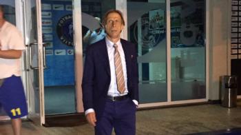 Daumnatul. Sau cum a aratat saptamana dinaintea debutului lui Christoph Daum pe banca nationalei: accidentari, discutiile contradictorii cu Steaua si gazonul stricat de la Cluj
