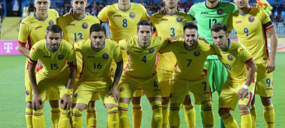 In carti pentru calificare. Popescu a inscris un gol STELAR, publicul la Medias a fost SUPERB! Romania 4-0 Luxemburg