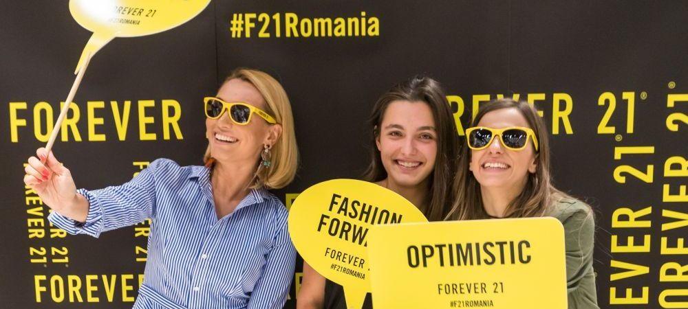 (P) Experienta Forever 21 a ajuns la Bucuresti! Surprize mari pentru clienti inca din prima zi