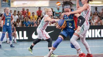 Nationala feminina s-a calificat in sferturile Euro la baschet 3x3! Baietii joaca astazi, in direct la Sport.ro