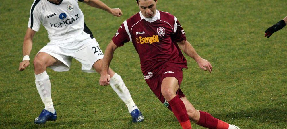 Iti amintesti de Roberto De Zerbi, fostul atacant al CFR-ului? Italianul tocmai a fost numit antrenor in SERIE A