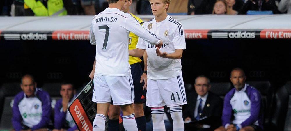 Surpriza lui Zidane pentru noul sezon al Ligii: francezul l-a pus pe lista si pe Odegaard, pustiul de 17 ani de la echipa secunda