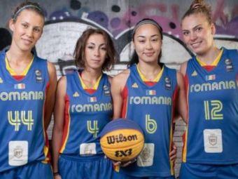 Romania a pierdut finala Europeanului de baschet 3x3 in fata Ungariei, scor 14-21. VIDEO