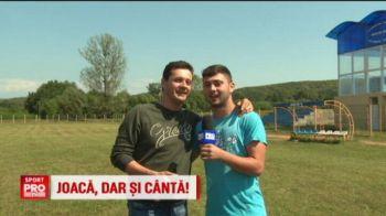 Povestea incredibila a unui fotbalist care a trecut pe la Pandurii: a dat jucatul pe teren pentru jucatul la NUNTI si s-a facut cantaret :)