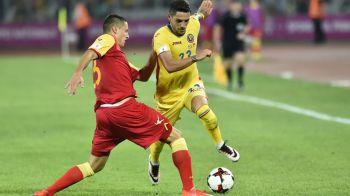 """""""Am avut sansa victoriei, dar n-am jucat nimic! Nu meritam mai mult"""" Prima reactie dura dupa egalul nationalei cu Muntenegru"""