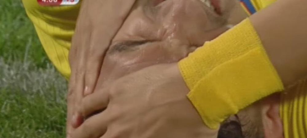 EXCLUSIV | Probleme mari pentru Keseru: atacantul a fost dus la spital, medicii i-au spus ca are FRACTURA