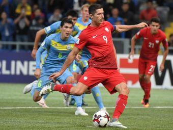 Au luat castana la Astana | Polonia, principala favorita din grupa Romaniei, n-a reusit nici ea sa castige. Danemarca e castigatoarea primei etape. Rezumate VIDEO