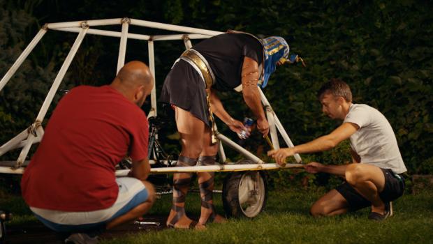 Red Bull Soapbox, azi, la Sport.ro! Cine jurizeaza cea mai trasnita cursa din Romania
