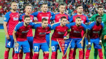 Surpriza URIASA! Steaua a facut oferta pentru un jucator pe care NIMENI n-a stiut ca-l vrea. Man din liga a doua poate semna azi