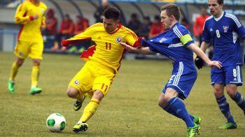 Locul 2, ultima sansa pentru calificarea la Euro U21, dupa ce Romania a pierdut cu 3-1 in Danemarca